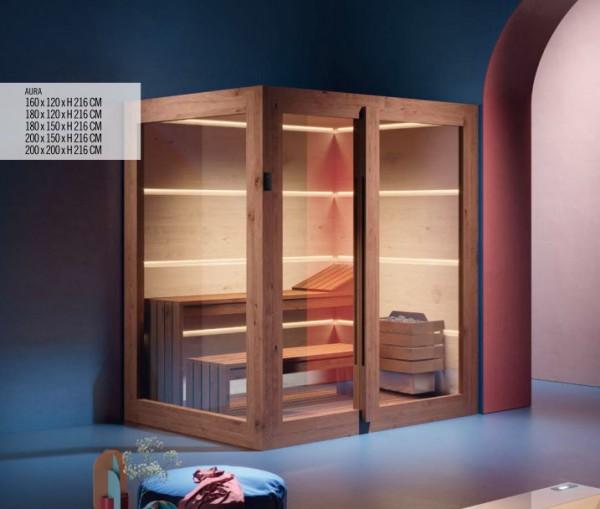 Sauna Aura von Treesse