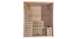 Finische Sauna Hemlock Serenis