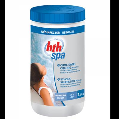 hth Spa Aktivsauerstoff 20g Tabletten
