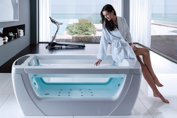 Vision MTS Bathtub