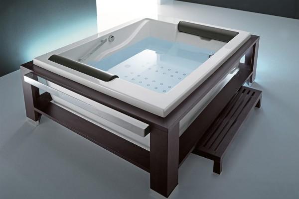 BIS One Top Large Bathtub